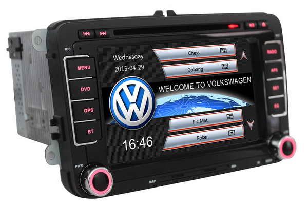 магнитола Андроид Volkswagen Tiguan