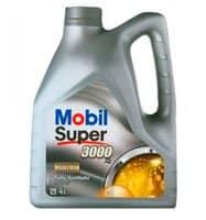 Mobil Super 3000 X1 5W-40 502/505