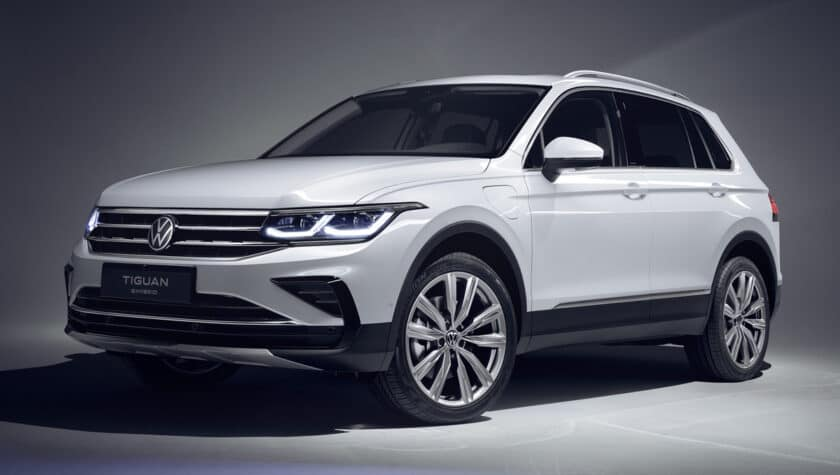 volkswagen tiguan2 2021 комплектации