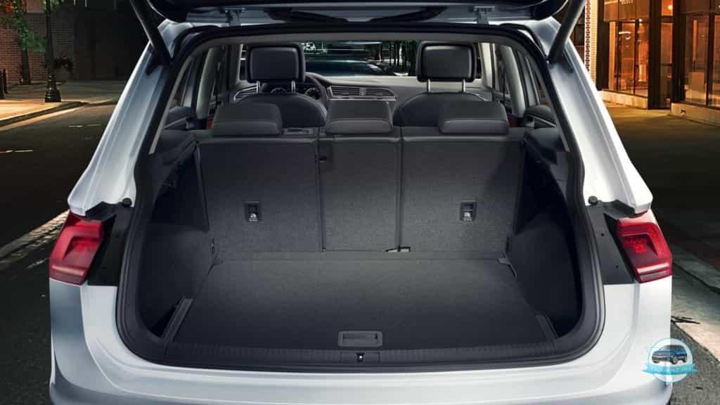 электропривод багажника тигуан 2