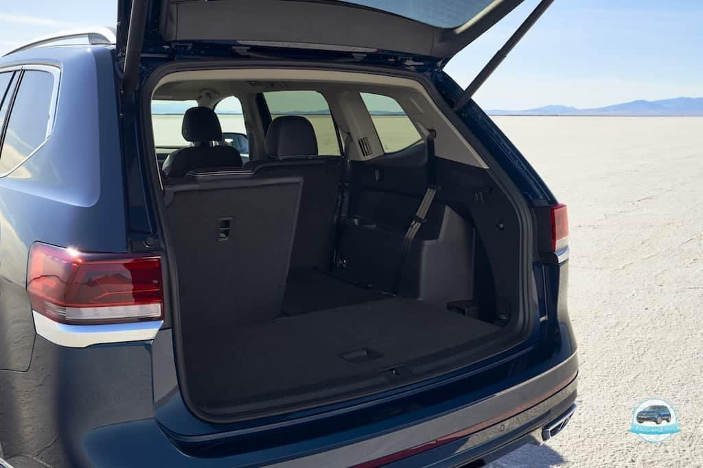 Volkswagen Teramont 2021  багажник