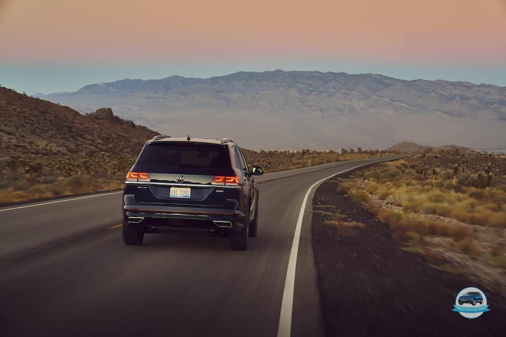 Volkswagen Teramont 2021 39