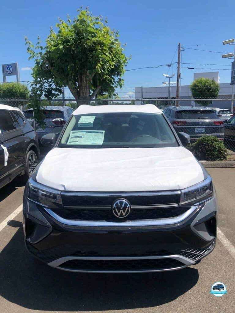 Volkswagen Taos выходит на российский рынок