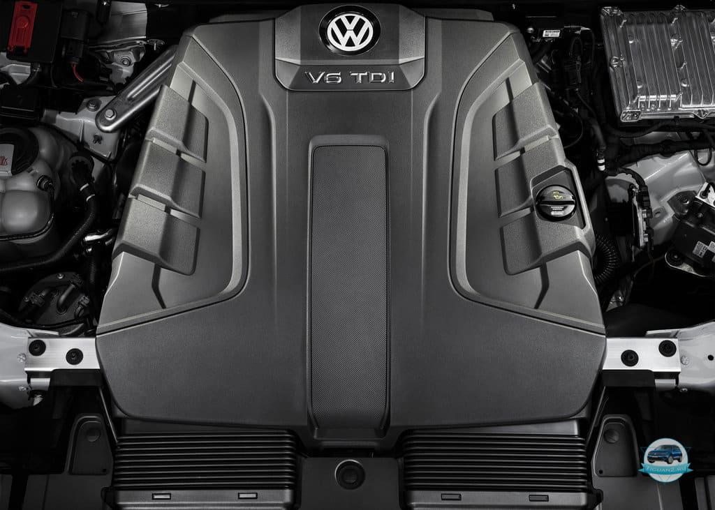 Volkswagen Touareg дизель
